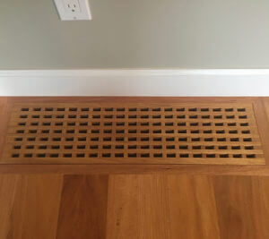 Wood Flush Vents Bellevue Wa Bellevue Floor Service